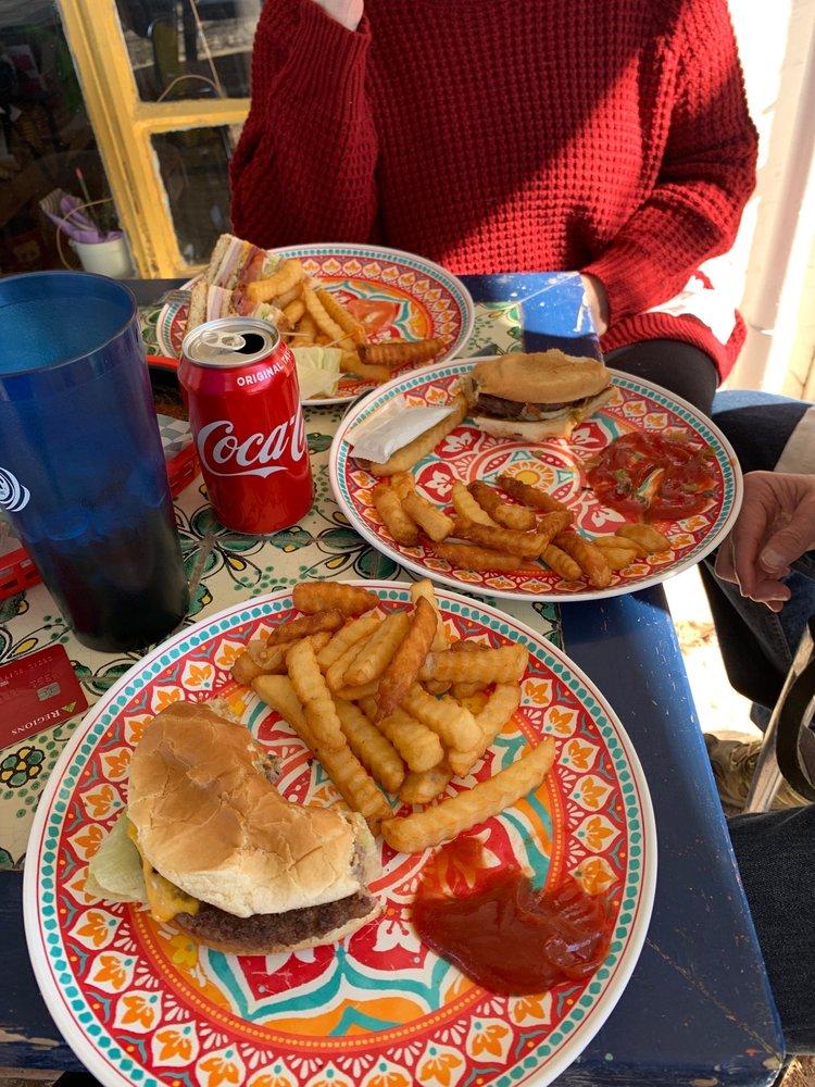 Spanish Angel's Cafe: 103 Main St, Dell City, TX