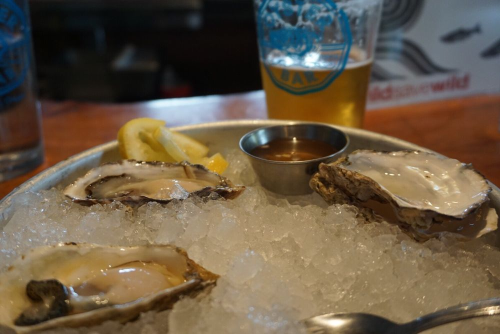 Flying Fish Oyster Bar