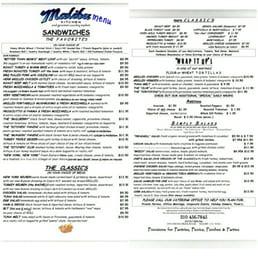 Photos For Malibu Kitchen Gourmet Country Market Menu Yelp
