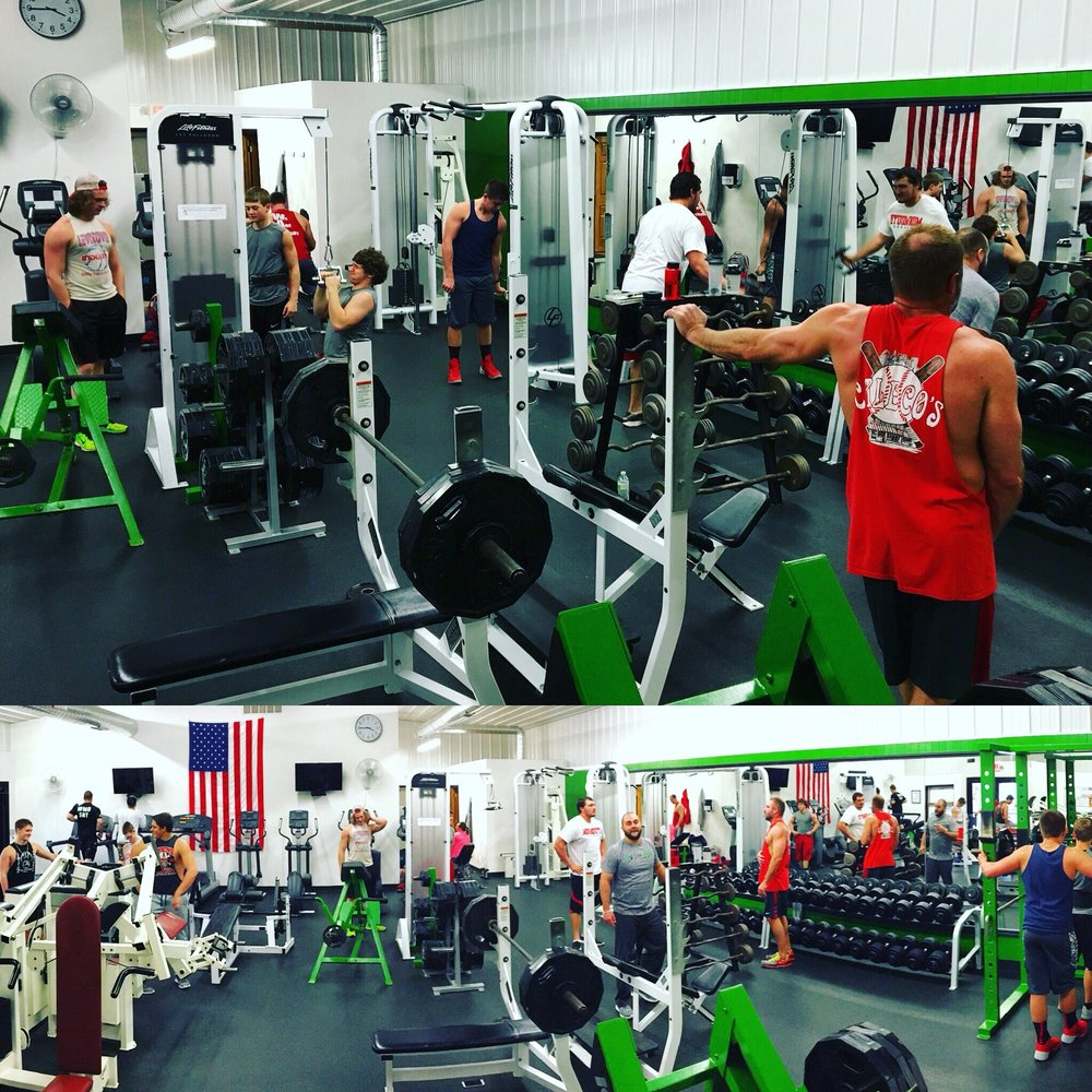 Team Green Fitness: 322 W Lincoln Ave, Lewistown, IL