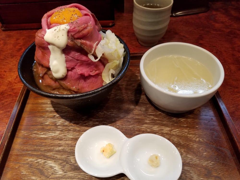 Roast Beef Ohno Akihabara