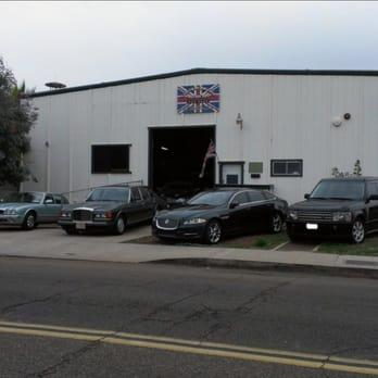 Carlsbad British Motorcars Photos Auto Repair State