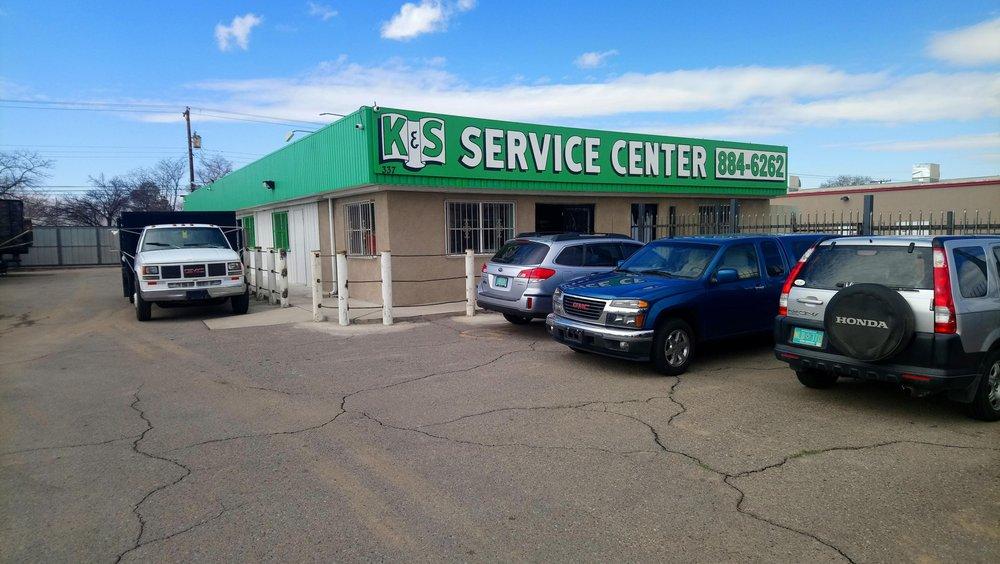 Abe's K & S Service Center: 337 Eubank Blvd NE, Albuquerque, NM