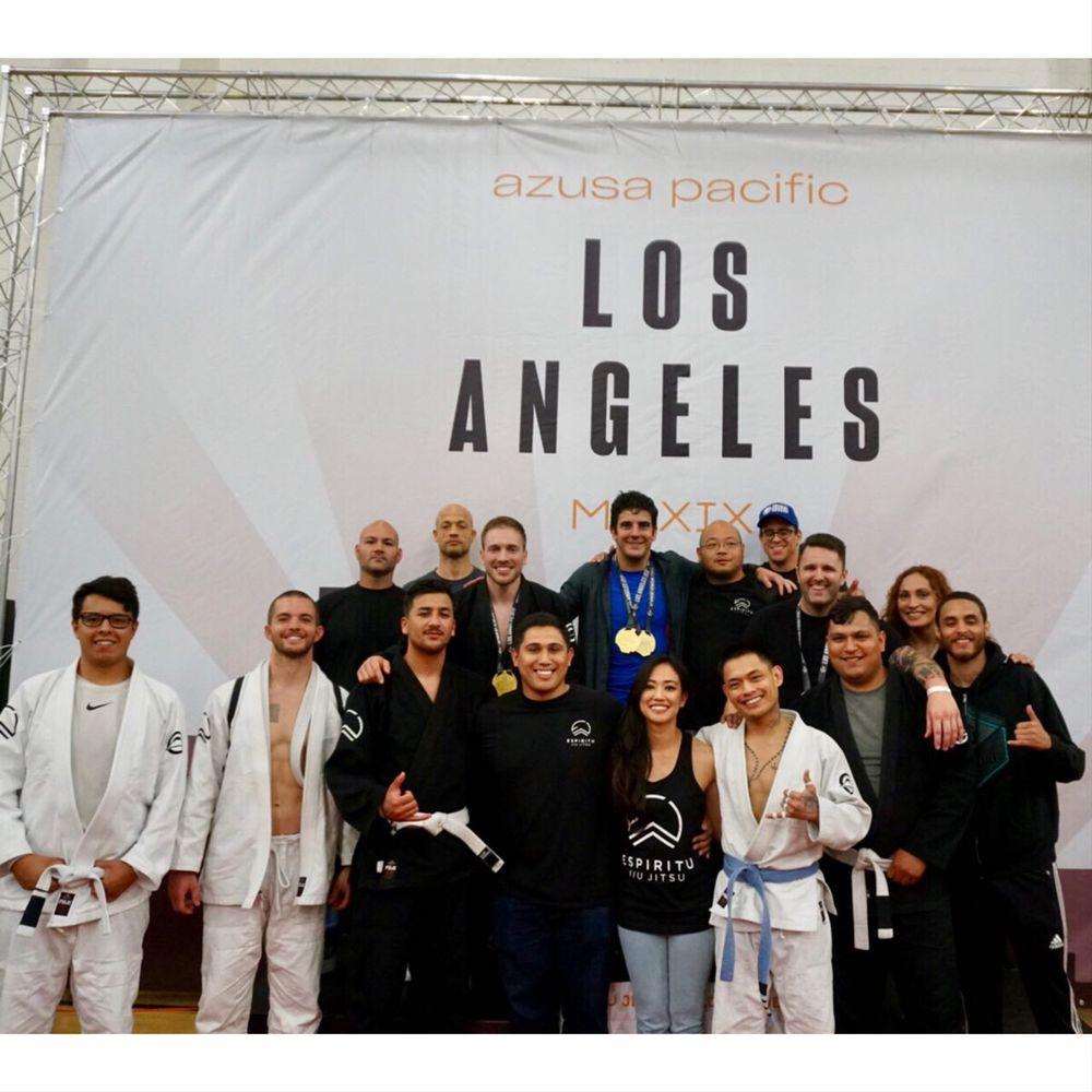Espiritu Jiu-Jitsu: 2741 Victoria Ave, Oxnard, CA
