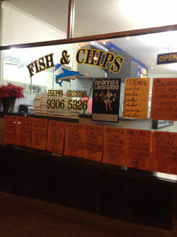 Fish chip shop 11 photos restaurants 128 snell gve for Oak city fish and chips