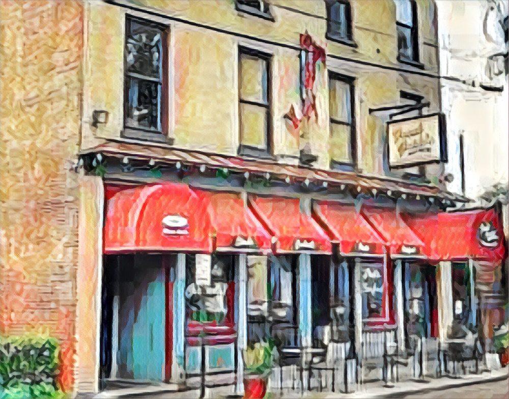 Cafe Kingston Ny