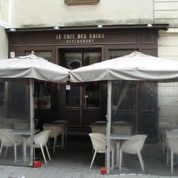 Le Caf Ef Bf Bd Des Bains Rennes Restaurant