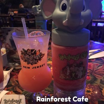 Rainforest Cafe Edison Nj Reviews