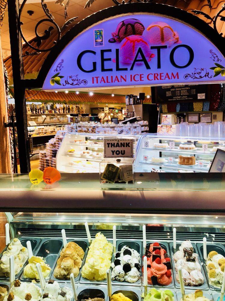 Zeytinia Gourmet Market