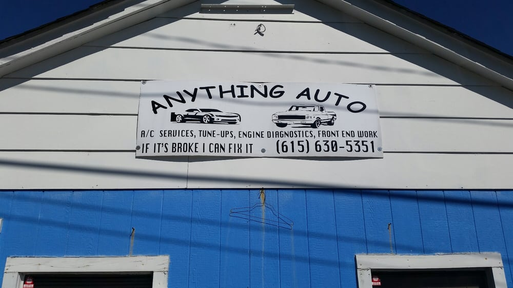 Anything Auto: 121 N Hume Ave, Gallatin, TN