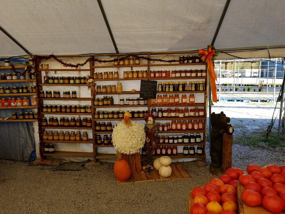 Golden Apple Fruit Market: 1523 Hwy 119 N, Ermine, KY
