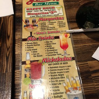 Gloria S Mexican Restaurant Ontario Ca