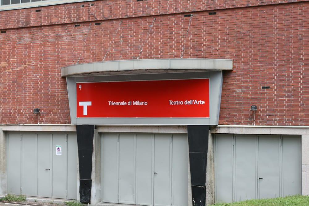 Teatro dell arte teatri viale emilio alemagna 6 parco for Viale alemagna 6 milano