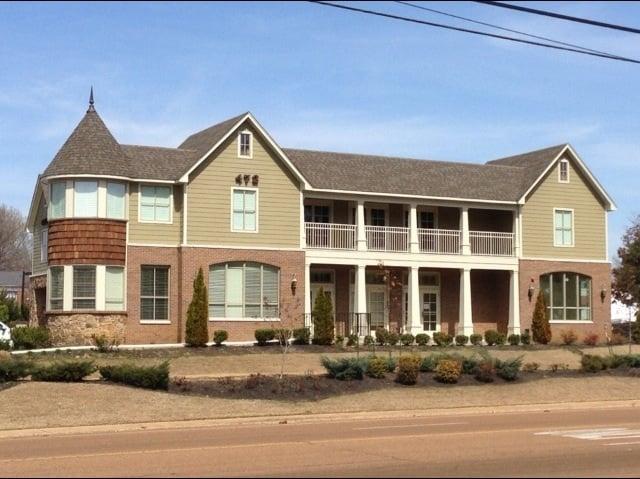 Collierville Eye Associates: 472 W Poplar Ave, Collierville, TN