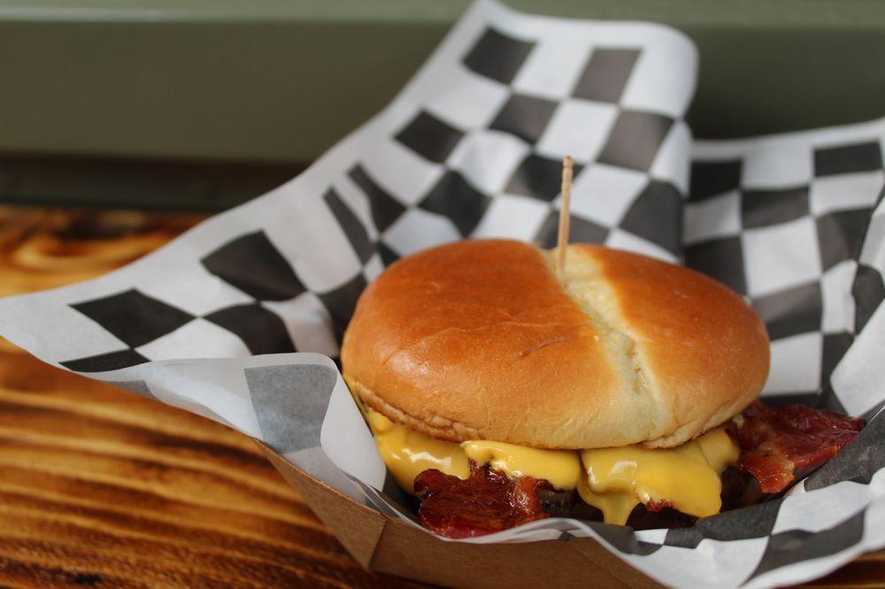 Burger Bunker: 702 N Spokane St, Post Falls, ID