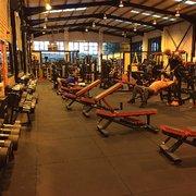 Gym raw