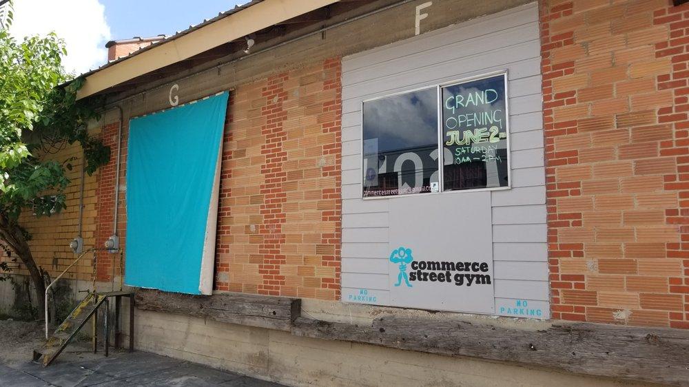 Commerce Street Gym: 2220 Commerce St, Houston, TX