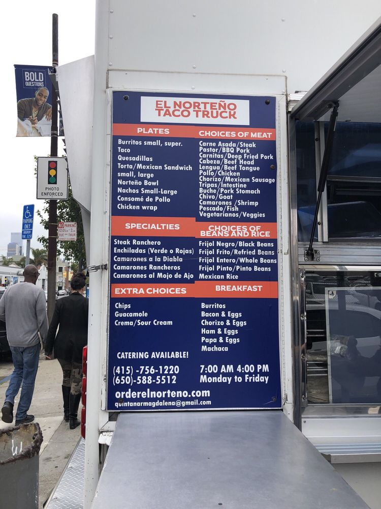 El Norteno Taco Truck - 90 Photos & 196 Reviews - Mexican