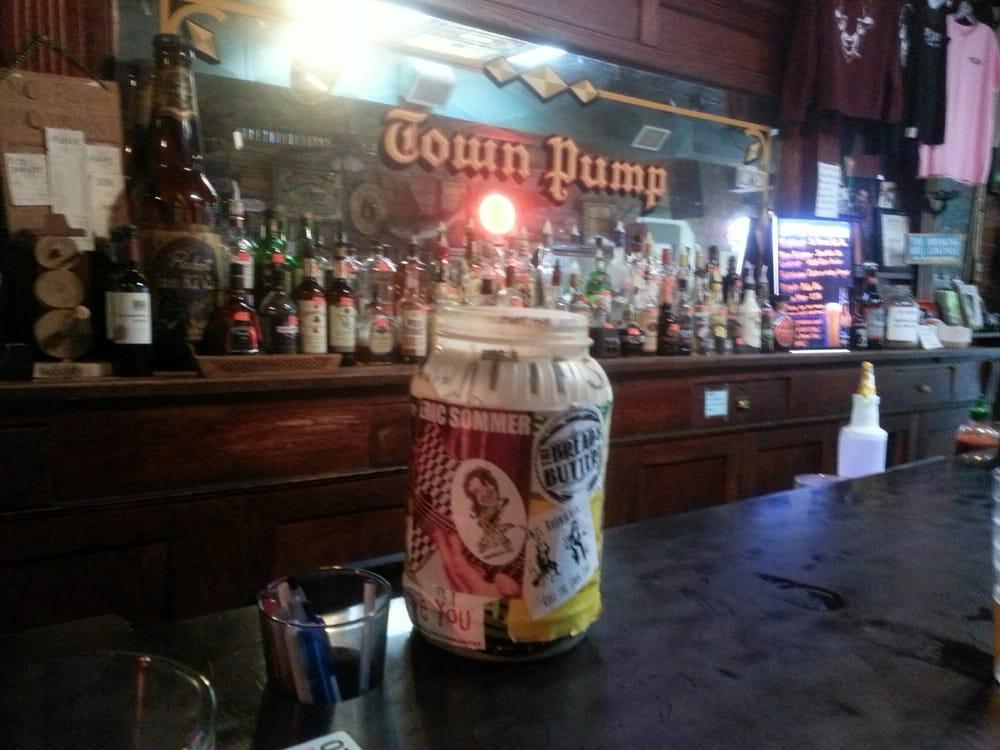 Social Spots from Town Pump Tavern