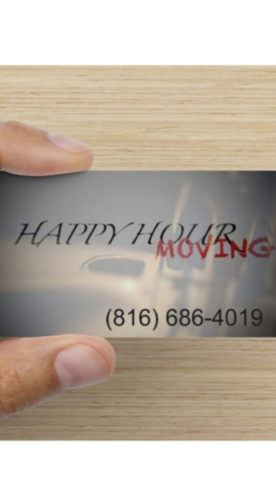 Happy Hour Moving: 409 S 5th St, Odessa, MO