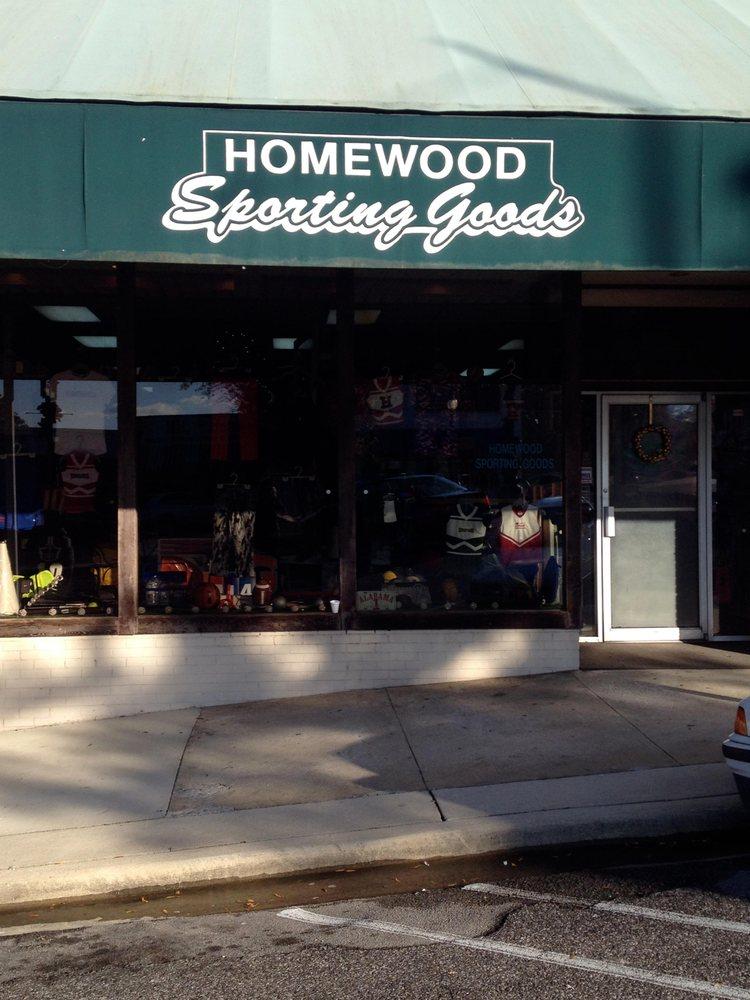 Homewood Sporting Goods