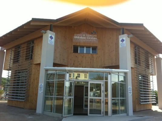 M doc oc an resetj nster place de l 39 europe lacanau - Carcans maubuisson office de tourisme ...