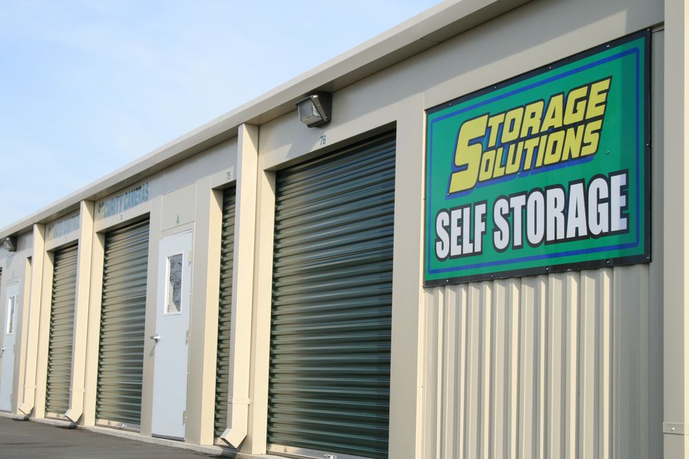 Storage Solutions - Self Storage - 8 N Roberts Ave, Lumberton, NC ...