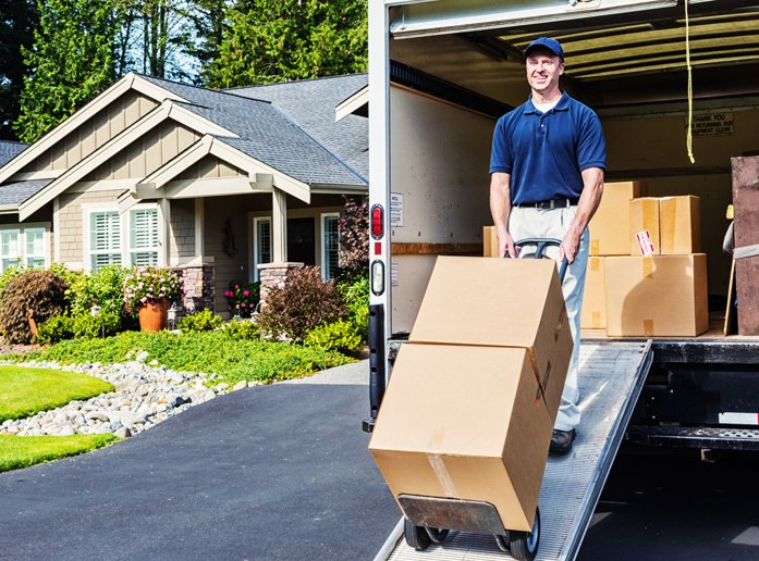 Gardner Moving & Storage: 16 Elm St, New London, CT