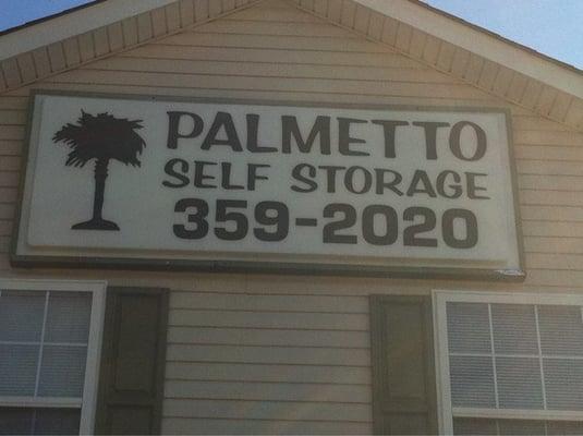 Photo Of Palmetto Self Storage Lexington Sc United States