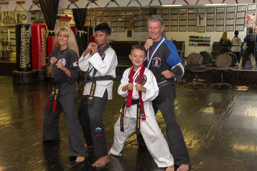 Johnny Gyro Karate