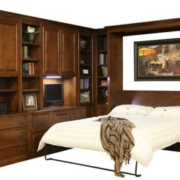 Photo Of Town Square Furniture   Campbell, CA, United States. Custom  Wallbed.