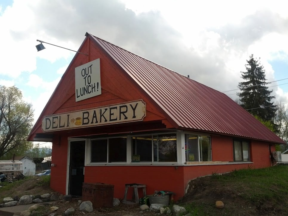 Out To Lunch: 302 S 1st St, Cusick, WA