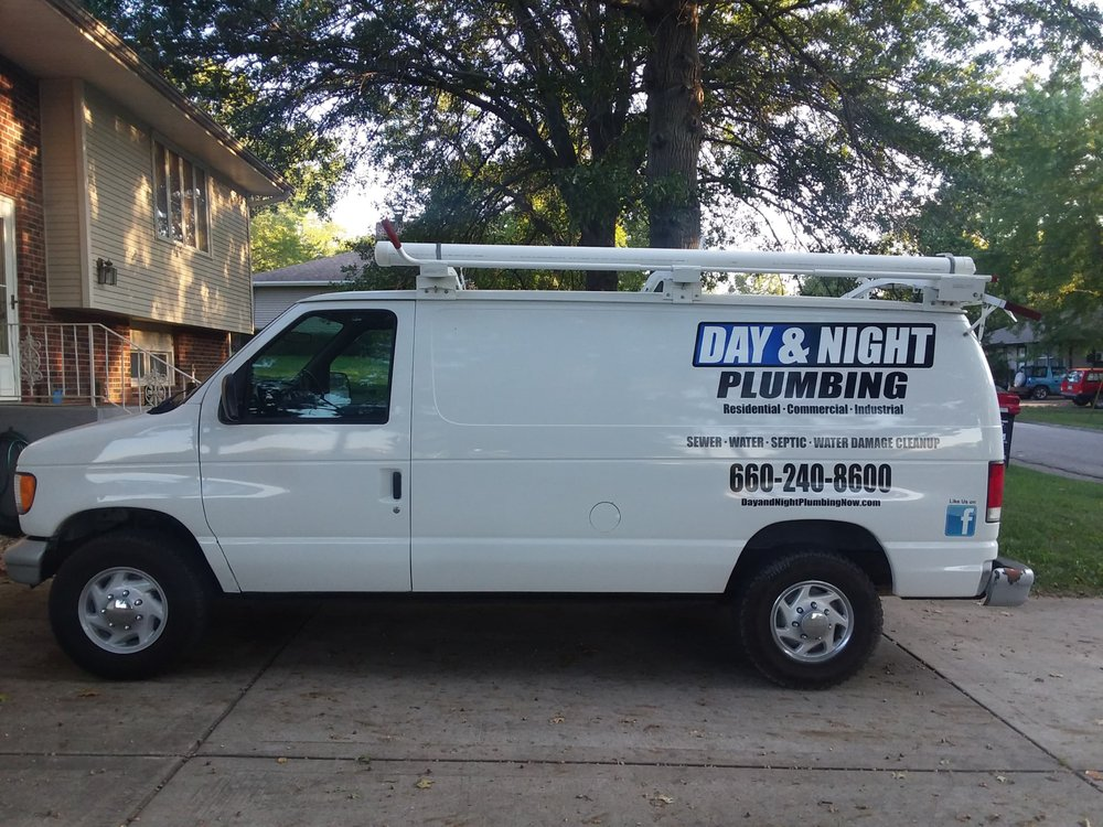 Day and Night Plumbing: 1605 Maple St, Chillicothe, MO