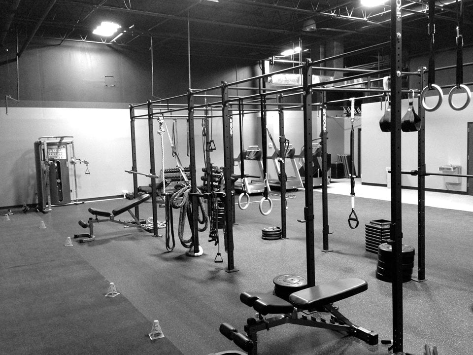 CrossFit Full Motion