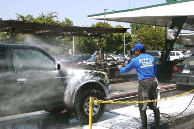 Brushless Car Wash San Jose Ca