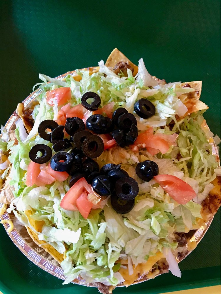 Taco House: Old Hwy 71, Arnolds Park, IA
