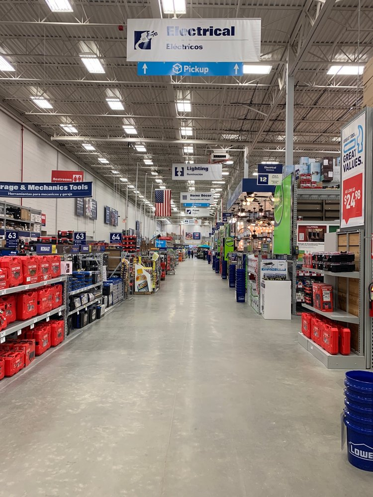 Lowe's Home Improvement Warehouse of Loganville - 18 Reviews