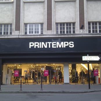 Michel dervyn coiffeurs salons de coiffure 41 rue nationale centre lille num ro de - Numero de telephone printemps haussmann ...
