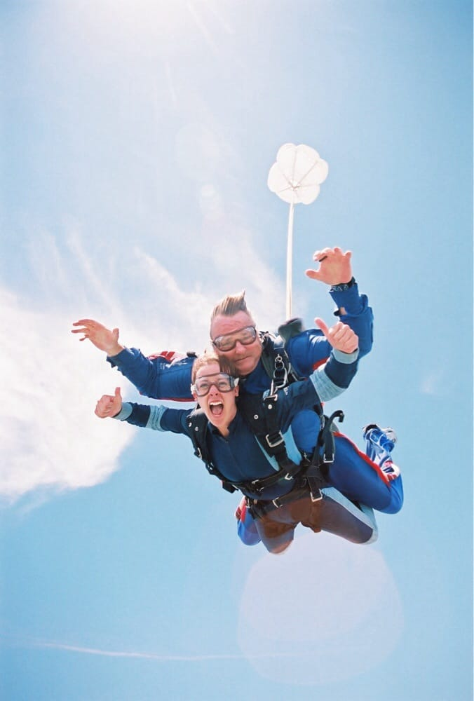 Skydive Kansas City: 1405 N Orange St, Butler, MO