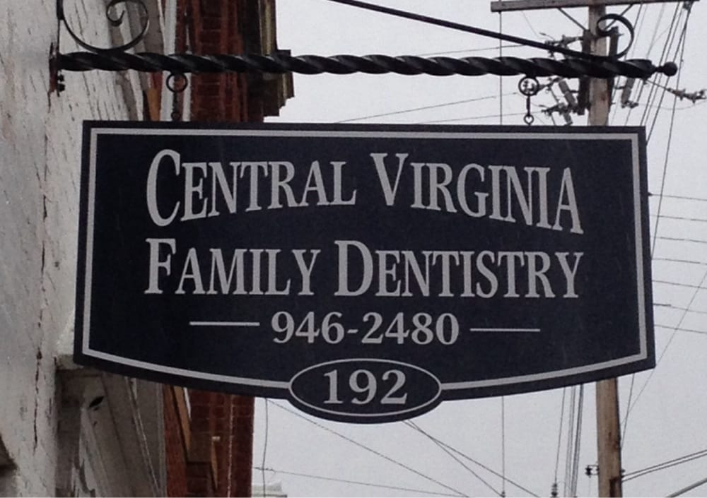 Central Virginia Family Dentistry: 192 S Main St, Amherst, VA