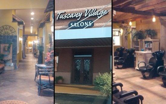 Tuscany Village Salons: 7506 FM 1960 E, Humble, TX