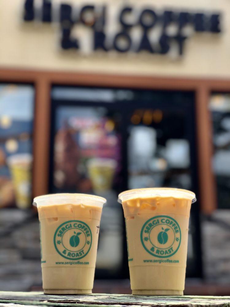 Sergi Coffee & Roast