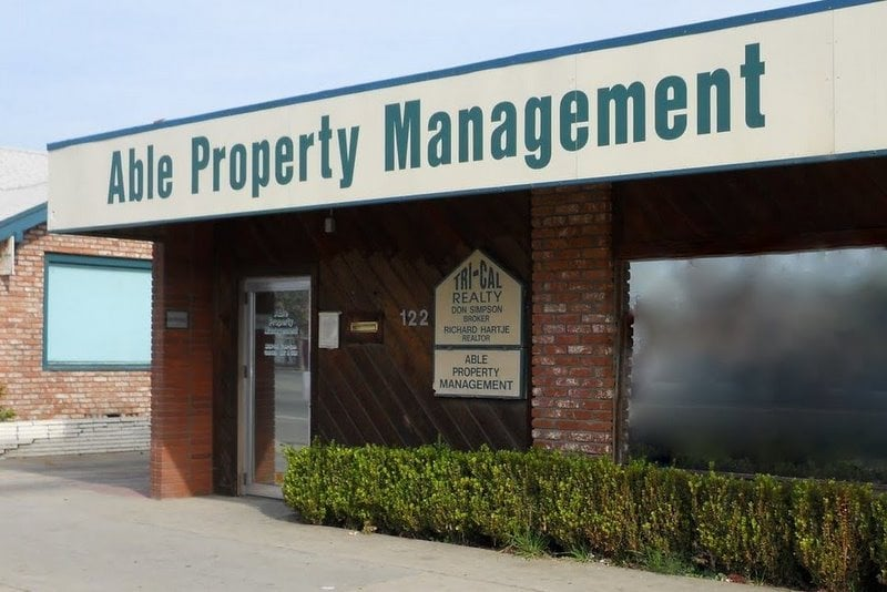 Able Property Management Bakersfield