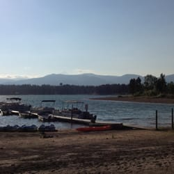 Pine Hollow Lakeside Resort & Rv Park - Hotels - Tygh ...