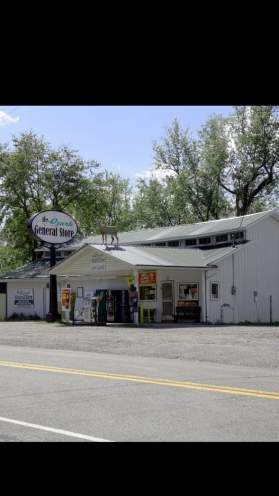 Ozark General Store: 11935 US Hwy 45 N, Ozark, IL
