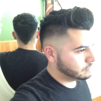 blade fade haircut jose s barber shop 50 photos amp 42 reviews barbers 4542