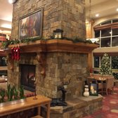 Photo Of Hilton Garden Inn   Bend, OR, United States. Lobby During Christmas