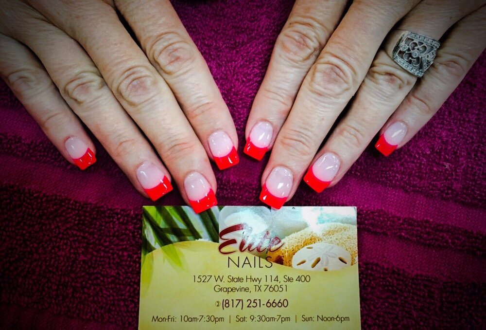 Elite Nails & Spa - 185 Photos & 67 Reviews - Nail Salons - 1527 W ...