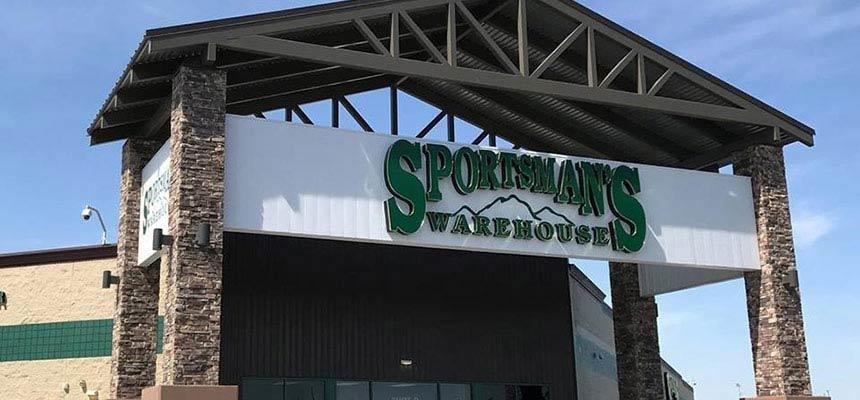 Sportsman's Warehouse: 1020 N Stratford Rd, Moses Lake, WA