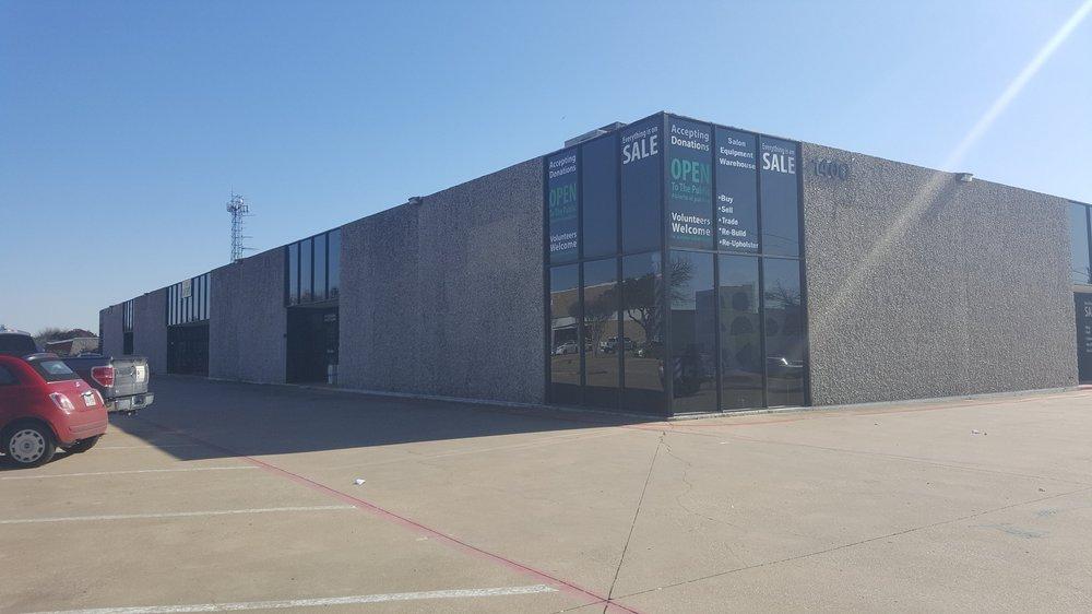Salon Equipment Warehouse: 1400 Summit Ave, Plano, TX